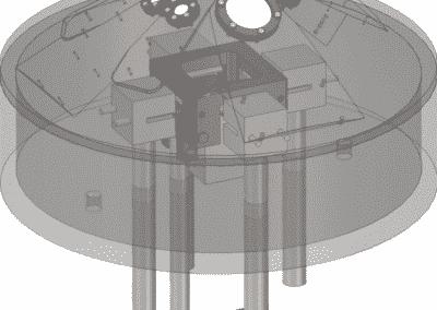 Optimisation thermique d'un écoulement en CFD