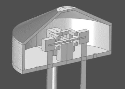 Simplification de la modélisation 3D par symétrie