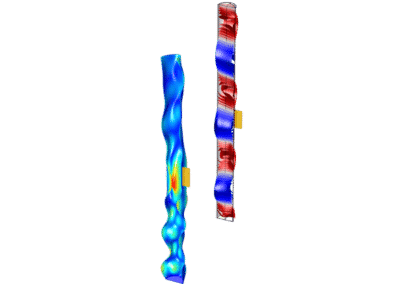 Modélisation vibratoire canalisation